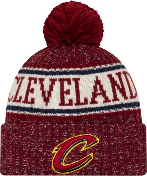 New Era Men's Cleveland Cavaliers Sports Knit Hat product image