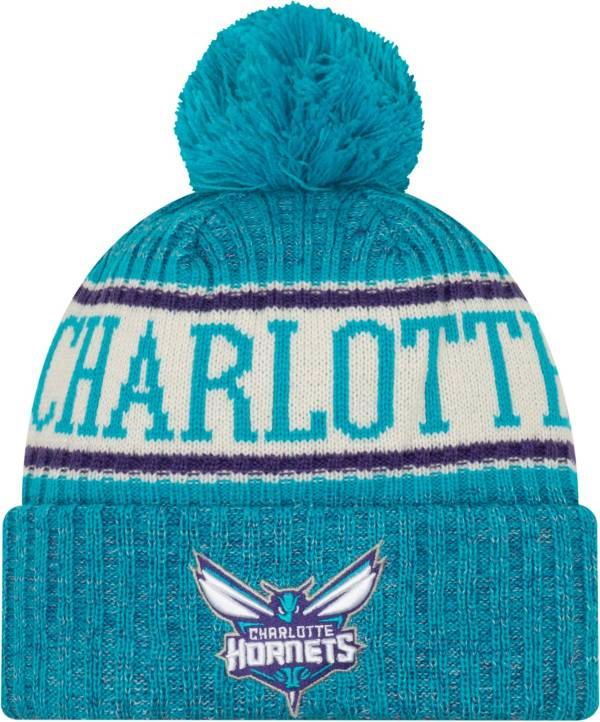 New Era Youth Charlotte Hornets Sports Knit Hat product image