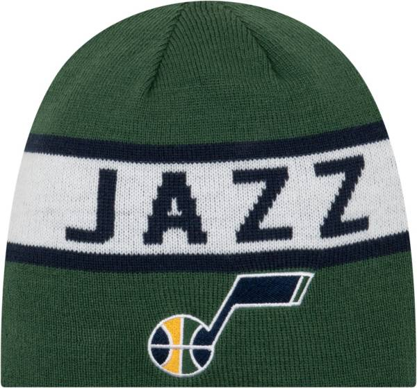 New Era Men's Utah Jazz Reversible Sports Knit Hat product image