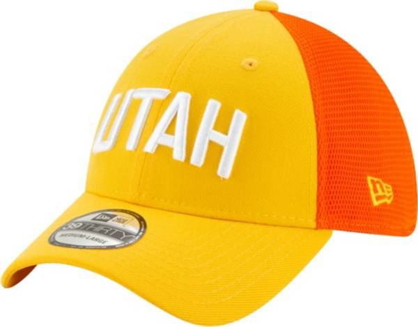 New Era Men's Utah Jazz 39Thirty City Edition Stretch Fit Hat product image