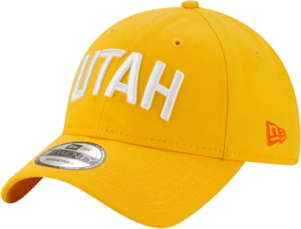 New Era Men's Utah Jazz 9Twenty City Edition Adjustable Hat product image