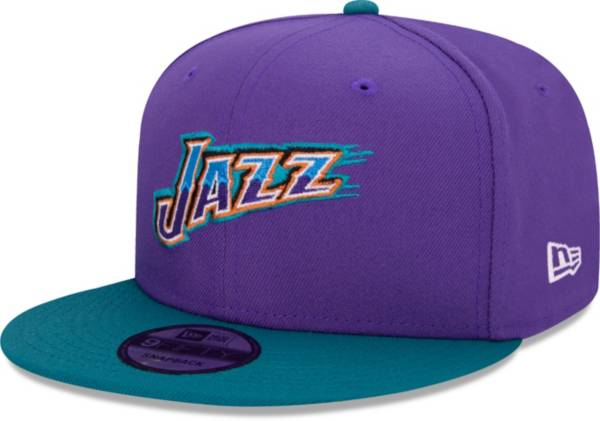 New Era Men's Utah Jazz 9Fifty Adjustable Snapback Hat product image