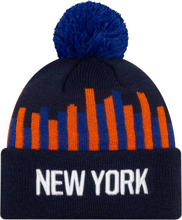 New Era Men's New York Knicks City Edition Knit Hat product image