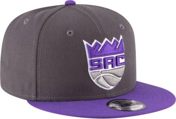 New Era Men's Sacramento Kings  9Fifty Adjustable Snapback Hat product image