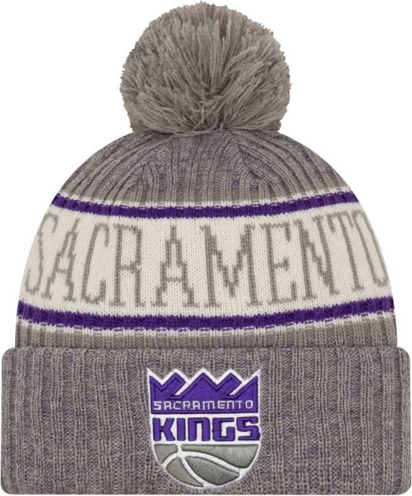 New Era Men's Sacramento Kings Sports Knit Hat product image