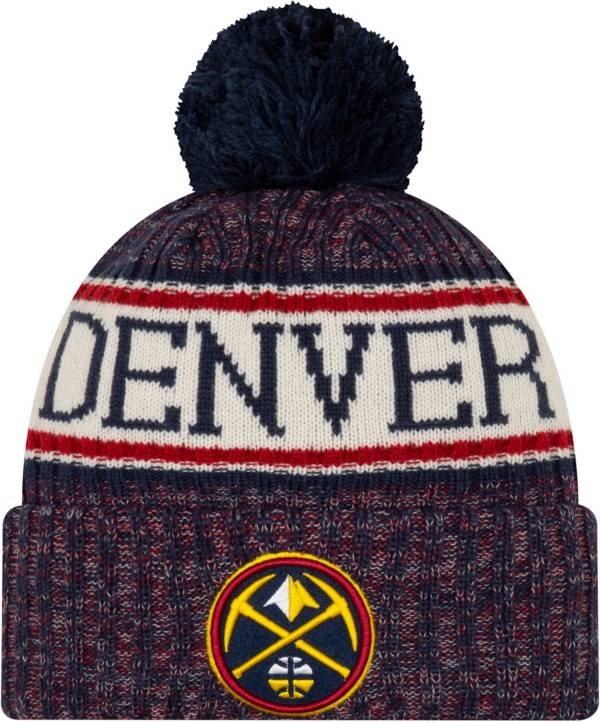 New Era Youth Denver Nuggets Sports Knit Hat product image