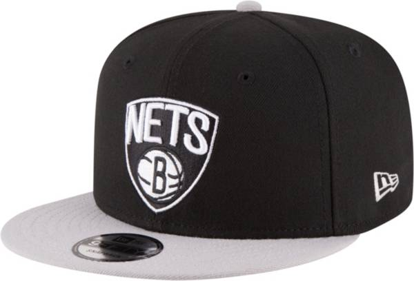New Era Men's Brooklyn Nets 9Fifty Adjustable Snapback Hat product image