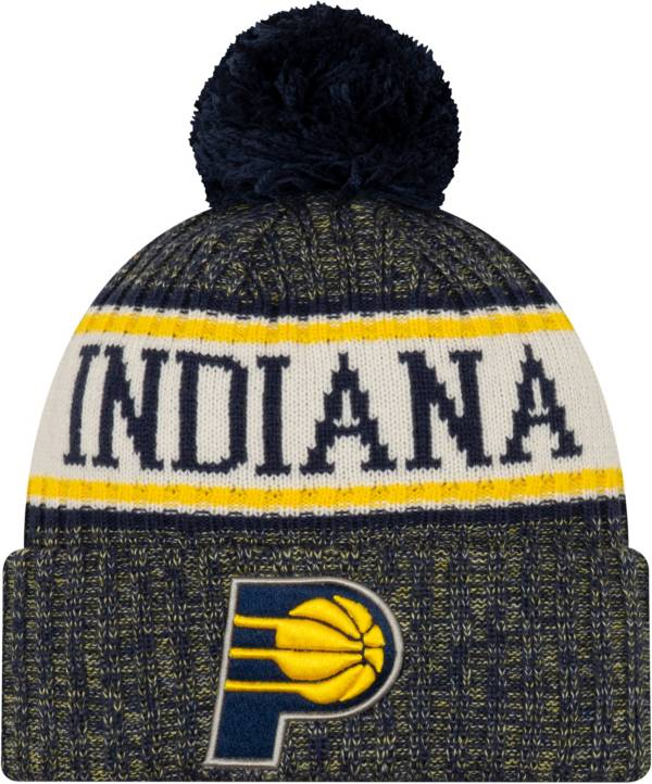 New Era Men's Indiana Pacers Sports Knit Hat product image