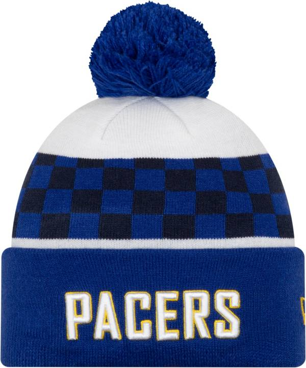 New Era Men's Indiana Pacers City Edition Knit Hat product image