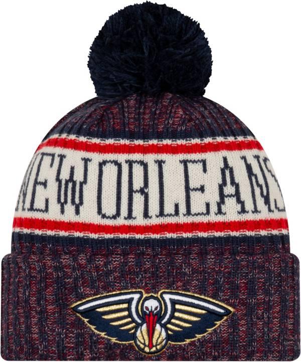 New Era Men's New Orleans Pelicans Sports Knit Hat product image