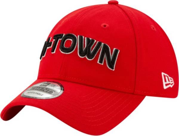 New Era Men's Houston Rockets 9Twenty City Edition Adjustable Hat product image