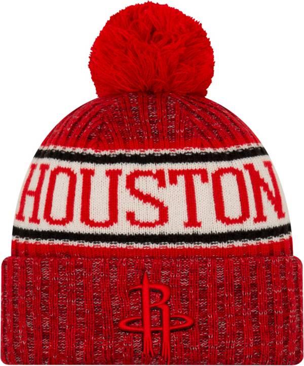 New Era Men's Houston Rockets Sports Knit Hat product image