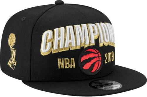 97e445199f4 New Era Men's 2019 NBA Champions Toronto Raptors 9Fifty Locker Room  Adjustable Snapback Hat. noImageFound. Previous