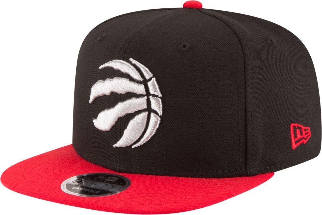 new arrivals 19da1 d69d5 New Era Men s Toronto Raptors 9Fifty Adjustable Snapback Hat. noImageFound.  Previous. 1. 2