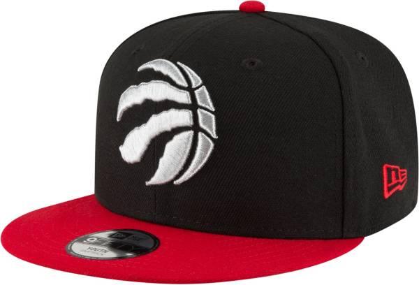 New Era Youth Toronto Raptors 9Fifty Adjustable Snapback Hat product image