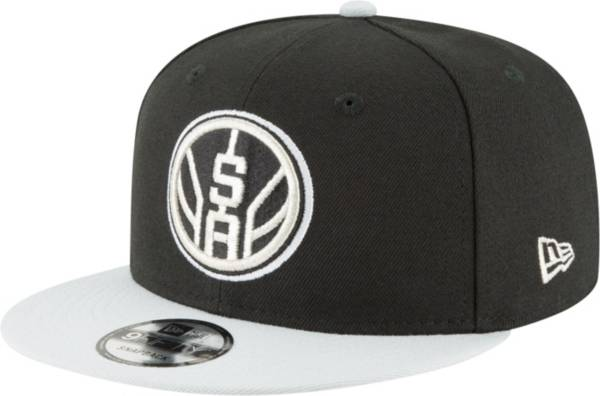 New Era Men's San Antonio Spurs 9Fifty Adjustable Snapback Hat product image
