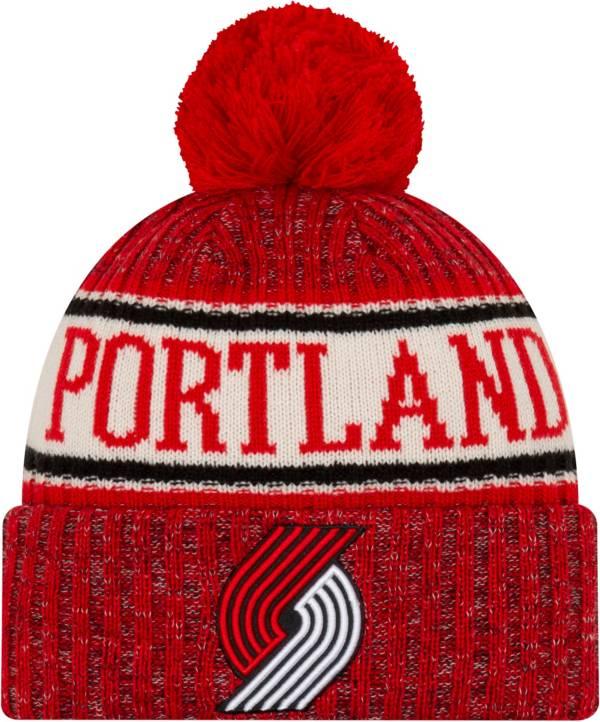 New Era Youth Portland Trail Blazers Sports Knit Hat product image