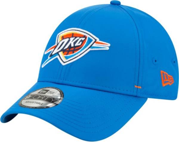 New Era Men's Oklahoma City Thunder 9Forty Adjustable Hat product image