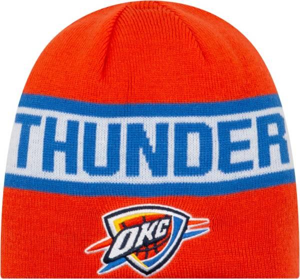 New Era Men's Oklahoma City Thunder Reversible Sports Knit Hat product image