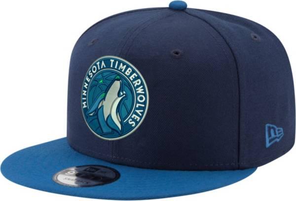 New Era Men's Minnesota Timberwolves Two Tone 9Fifty Adjustable Snapback Hat product image