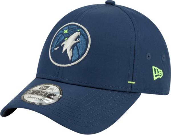 New Era Men's Minnesota Timberwolves 9Forty Adjustable Hat product image
