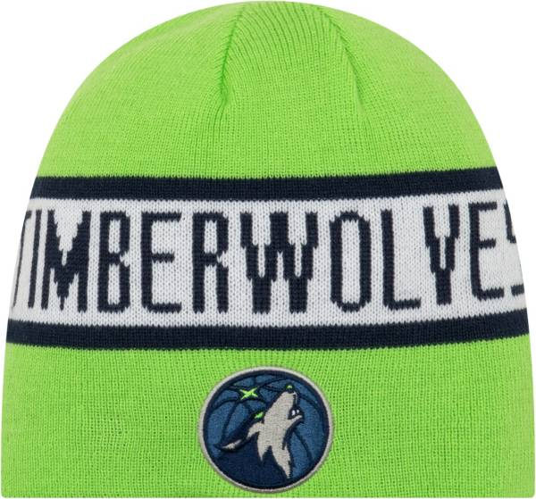 New Era Men's Minnesota Timberwolves Reversible Sports Knit Hat product image