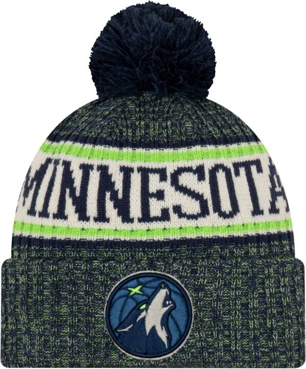 New Era Men's Minnesota Timberwolves Sports Knit Hat product image