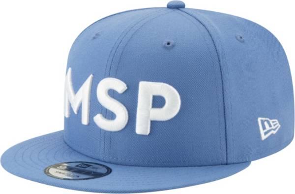New Era Men's Minnesota Timberwolves 9Fifty City Edition Adjustable Snapback Hat product image