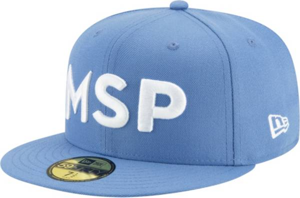 New Era Men's Minnesota Timberwolves 59Fifty City Edition Fitted Hat product image
