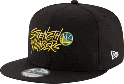 timeless design e8e2d 8a0fc New Era Men s Golden State Warriors 9Fifty