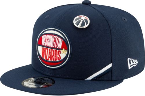 big sale 2cd5d 71d21 New Era Men s Washington Wizards 2019 NBA Draft 9Fifty Adjustable Snapback  Hat. noImageFound. Previous