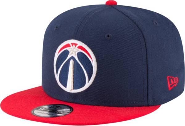 New Era Men's Washington Wizards 9Fifty Adjustable Snapback Hat product image