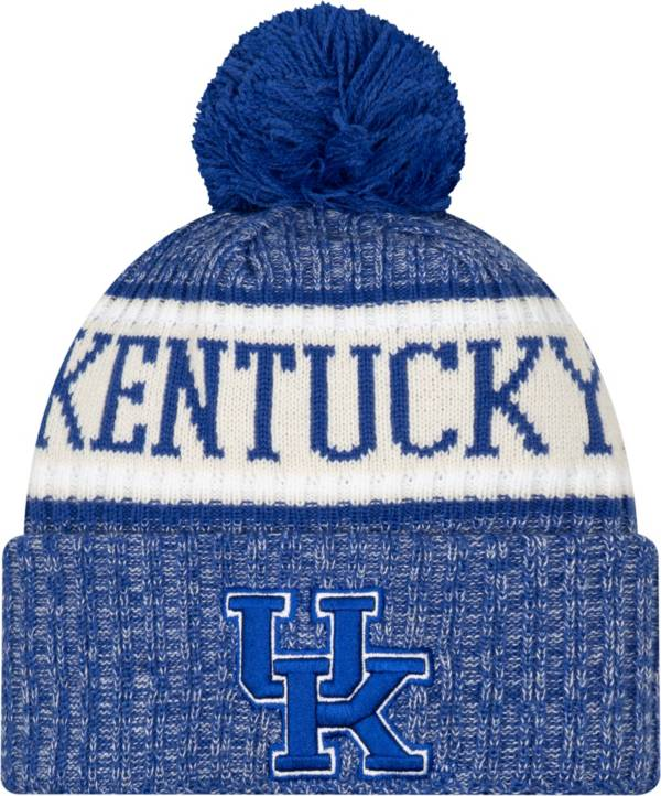 New Era Men's Kentucky Wildcats Blue Sport Knit Beanie product image