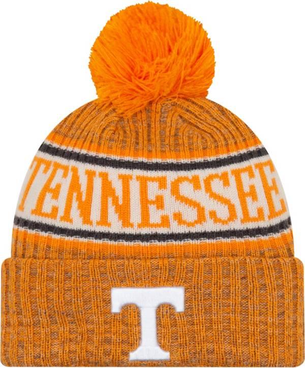 New Era Men's Tennessee Volunteers Tennessee Orange Sport Knit Beanie product image