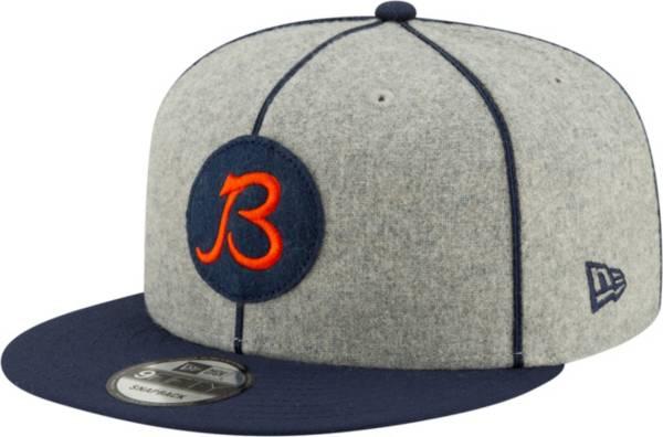 New Era Men's Chicago Bears Sideline Road 9Fifty Adjustable Hat product image