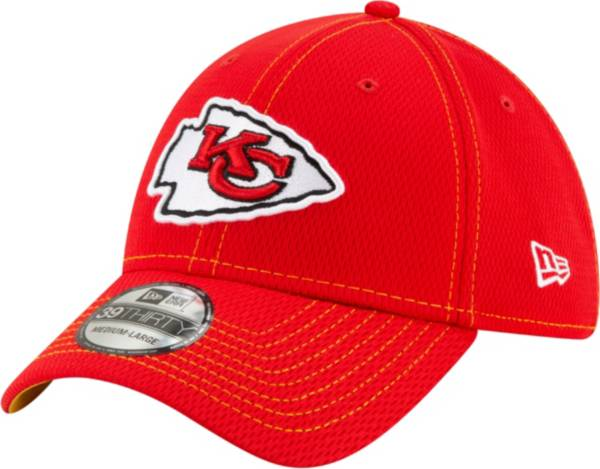 New Era Men's Kansas City Chiefs Sideline Road 39Thirty Stretch Fit Hat product image