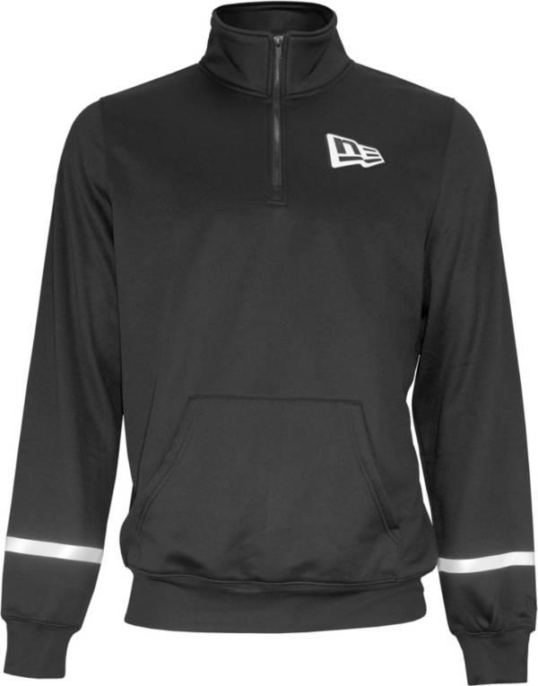 New Era Men's NFL Combine 2020 Quarter-Zip Fleece Pullover product image