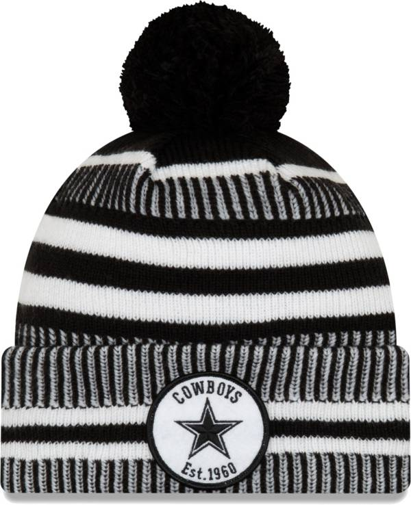 New Era Men's Dallas Cowboys Sideline Home Sport Pom Knit product image