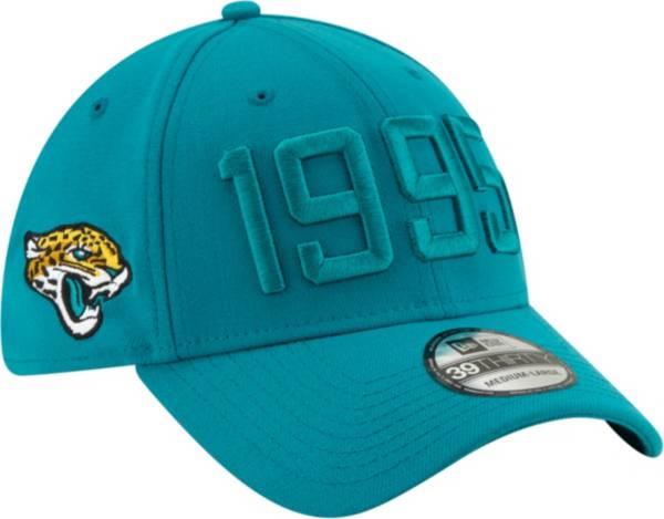 New Era Men's Jacksonville Jaguars Sideline Color Rush 39Thirty Stretch Fit Hat product image