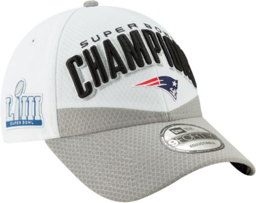 ... Super Bowl LIII Champions New England Patriots Locker Room 9Forty Hat.  noImageFound. Previous dbe2cdca33cf