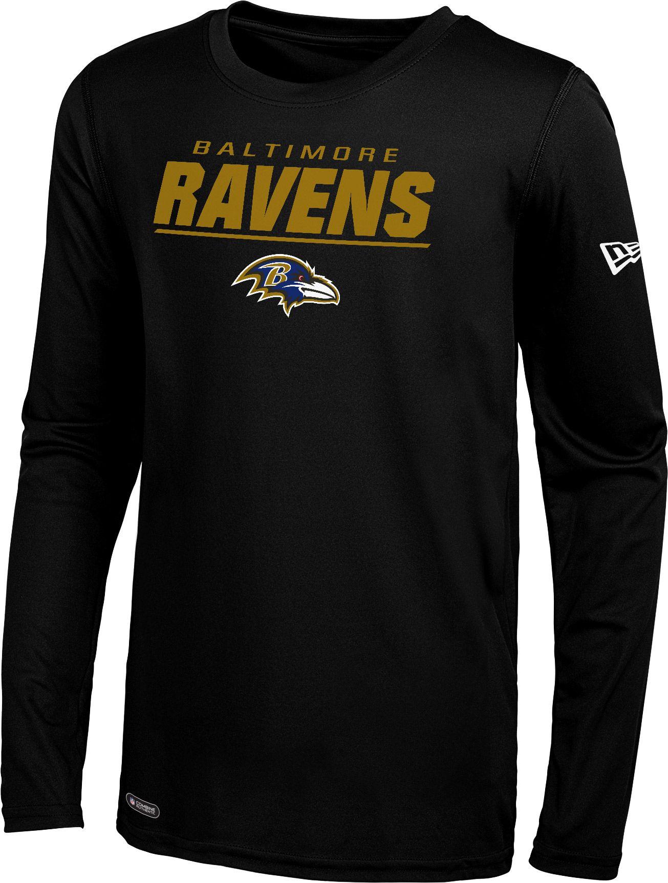 ravens long sleeve shirt