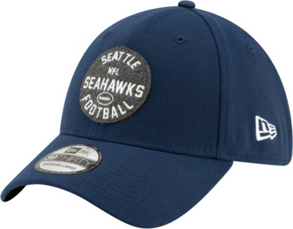 New Era Men's Seattle Seahawks Sideline 1930 Home 39Thirty Stretch Fit Hat product image
