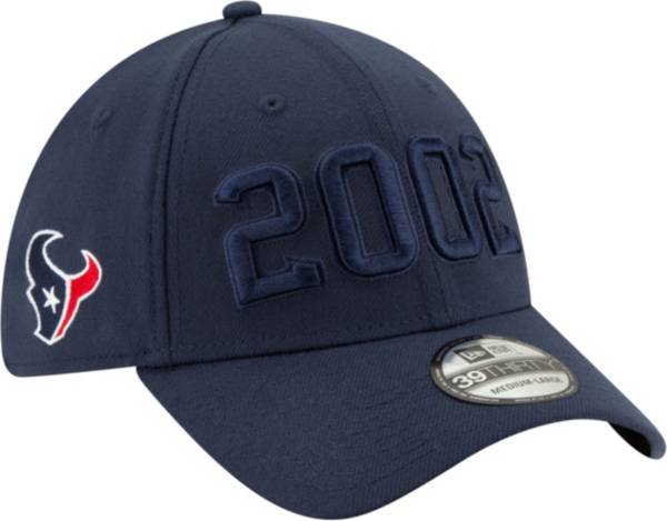 New Era Men's Houston Texans Sideline Color Rush 39Thirty Stretch Fit Hat product image