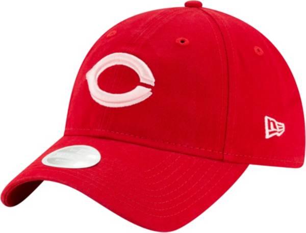 New Era Women's Cincinnati Reds Red Core Classic 9Twenty Adjustable Hat product image