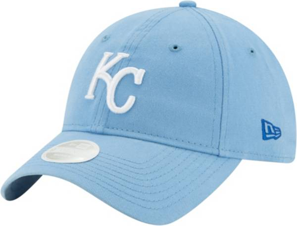 New Era Women's Kansas City Royals Blue Core Classic 9Twenty Adjustable Hat product image