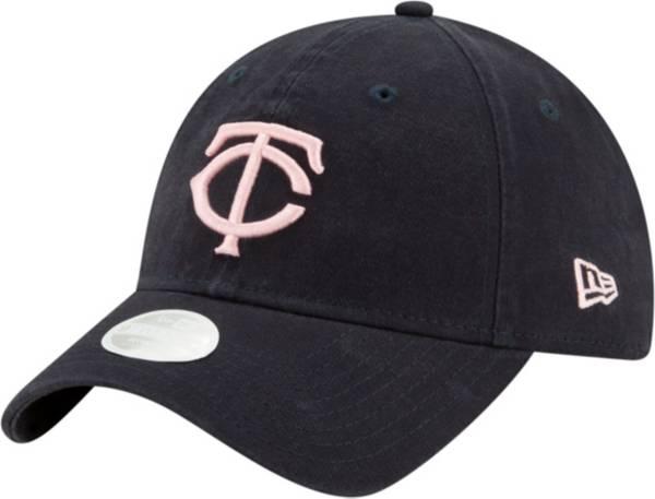 New Era Women's Minnesota Twins Navy Core Classic 9Twenty Adjustable Hat product image