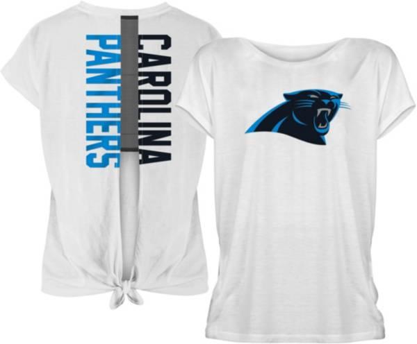 New Era Women's Carolina Panthers Split Back T-Shirt product image