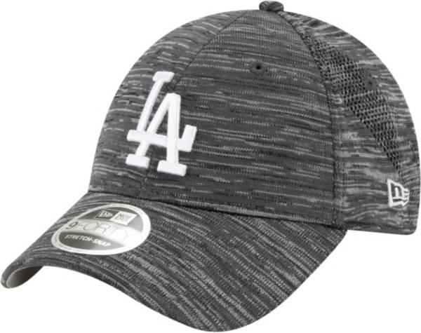 New Era Youth Los Angeles Dodgers Gray 9Forty Shadow Neo Adjustable Hat product image