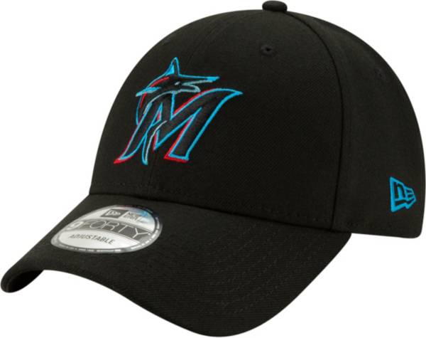 New Era Youth Miami Marlins 9Forty Adjustable Hat product image