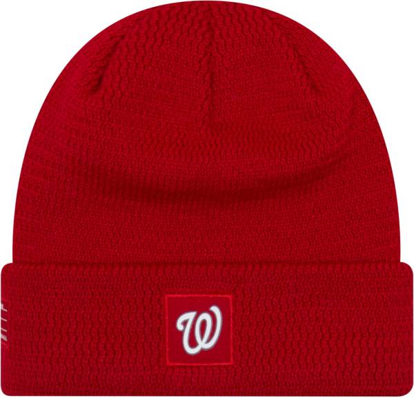 New Era Youth Washington Nationals Sport Cuff Knit Hat product image